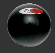 So-Cal Speed Shop Logo Shift Knob Black