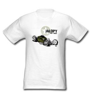 So-Cal Speed Shop Jalopy T shirt