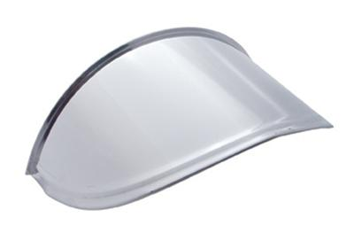Stainless Steel Drop Headlight Visor