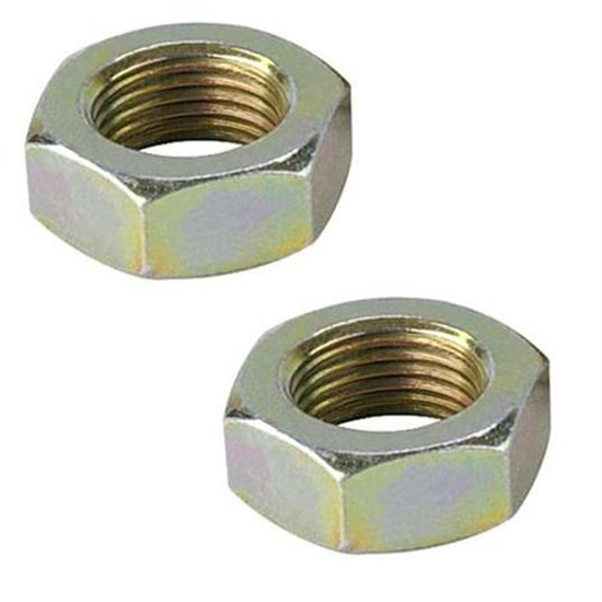 11/16 - 18 Steel Jamnut Choose LH or RH pak of 6