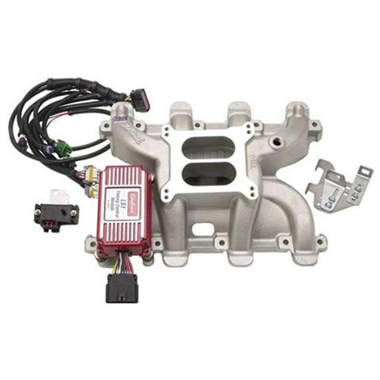 Edelbrock Performer Rpm Ls1 Intake Manifold: LS1 And LSX : Hawk Hardware, Your Old School Speed Shop