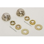 Mustang II Spindle Brake Rotor Hardware Kit