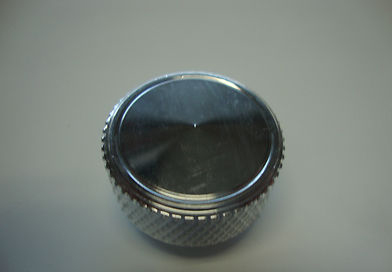 Knurled Round Air Cleaner Nut