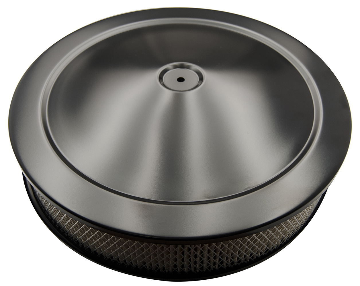 Black Finish Air Cleaner Recess Base