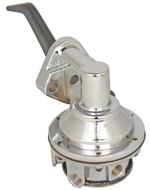 Chrome Fuel Pump Small Block Ford