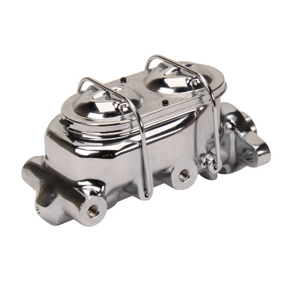 Chrome 4 Port Master Cylinder