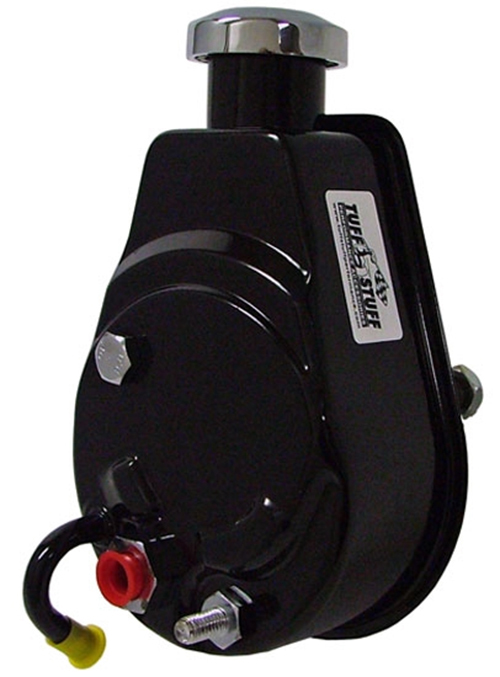 Blk Power Steering Pump Saginaw