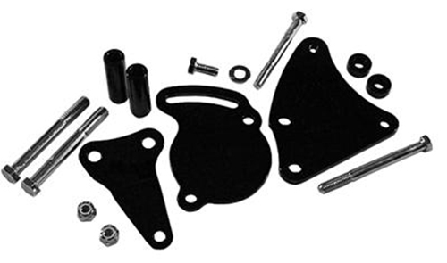 Type II Pwr. Steering Brkt. Kit Black
