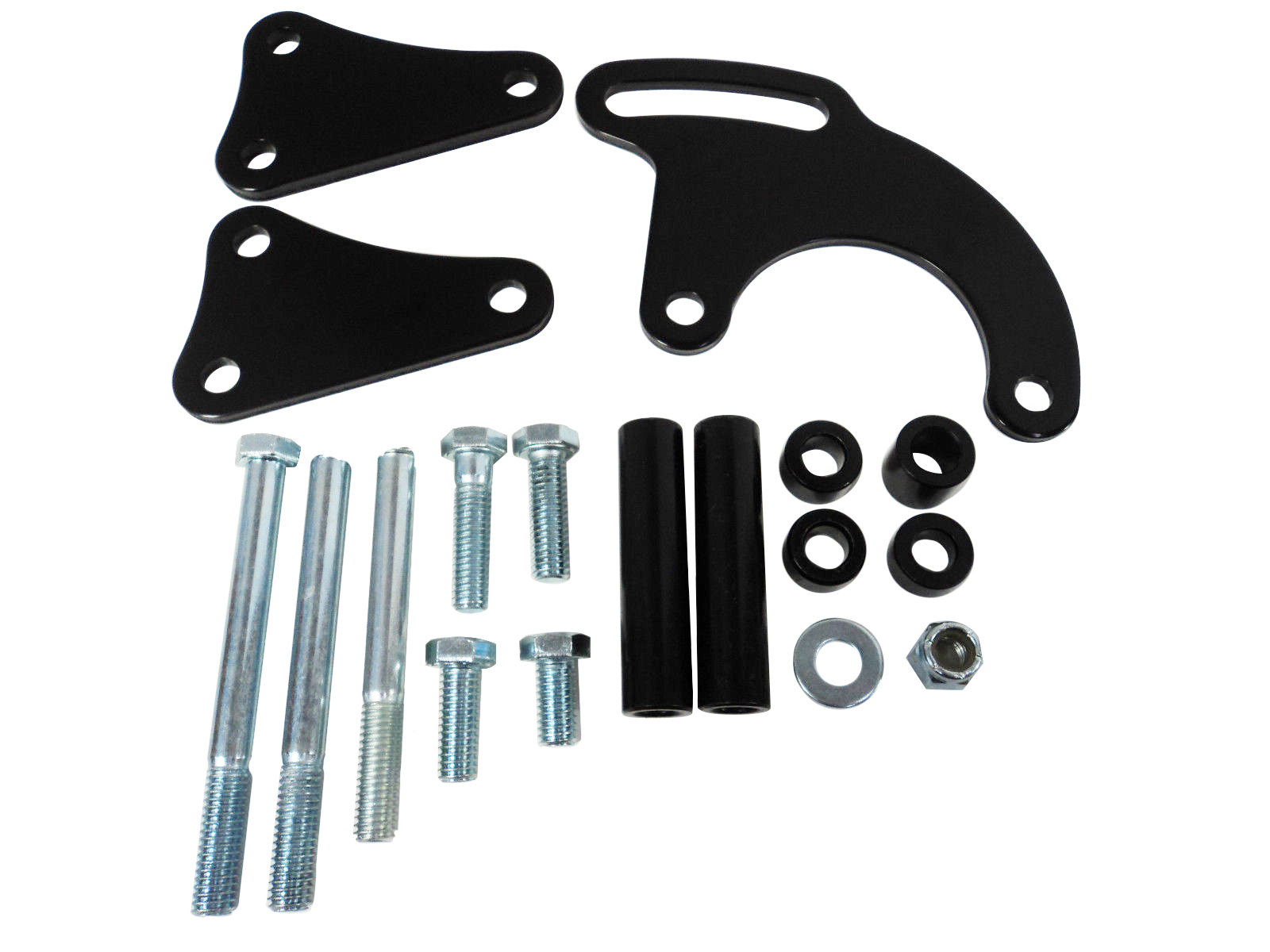 Power Steering Brackets SB Chevy LWP Saginaw Pump