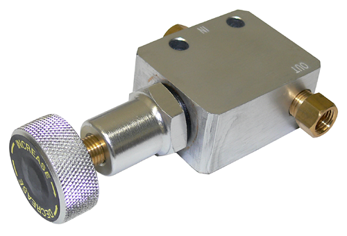 Adjustable Proportioning Valve Chrome