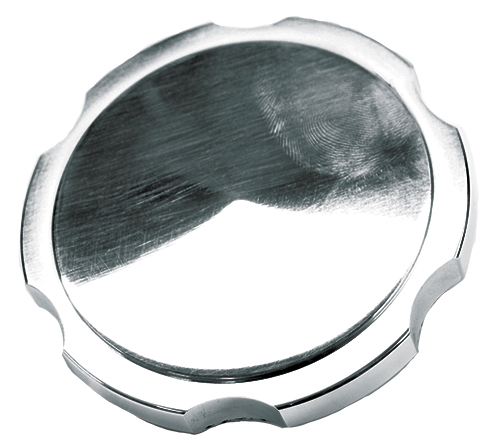 Polished Radiator Cap with Grips 16lbs