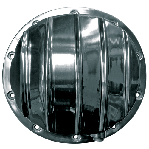 GM 10 Bolt Polished Alumminum Rearend Cover
