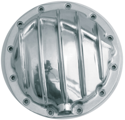 GM 12 Bolt Polished Alumminum Rearend Cover