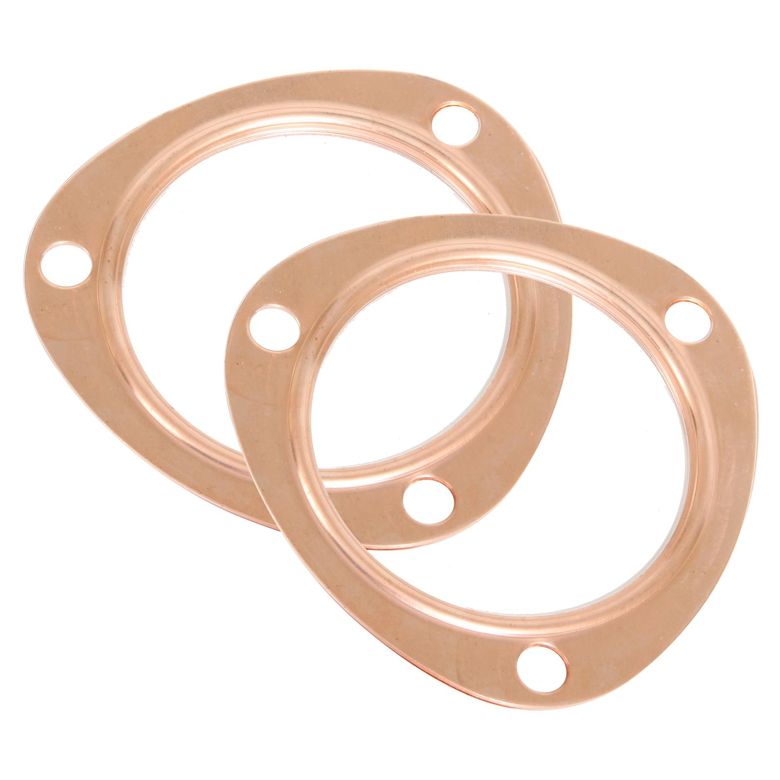 "3"" Collector Gasket Copper Pair"