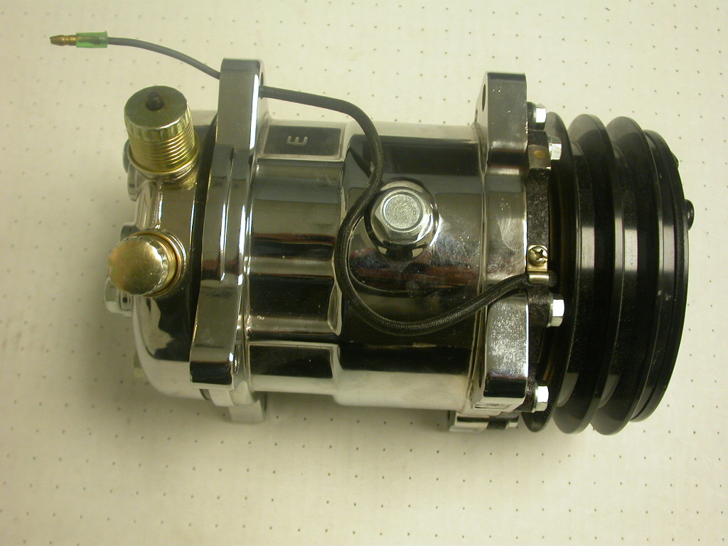 Chrome 508 Compressor V Bolt