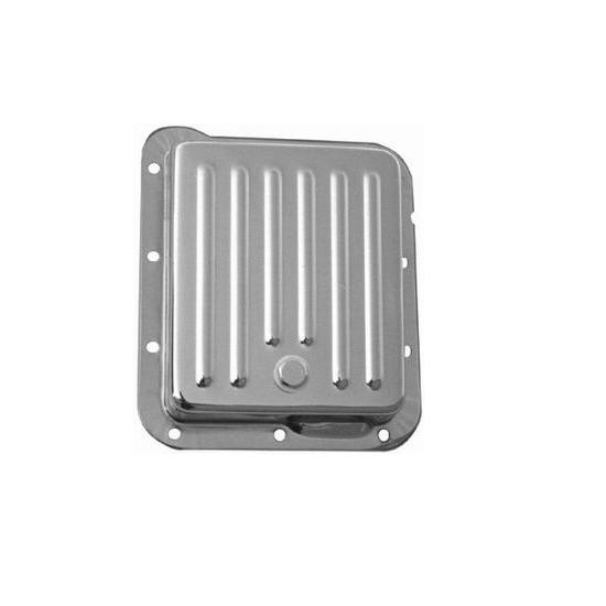 Ford C4 Transmission Pan Chrome Steel