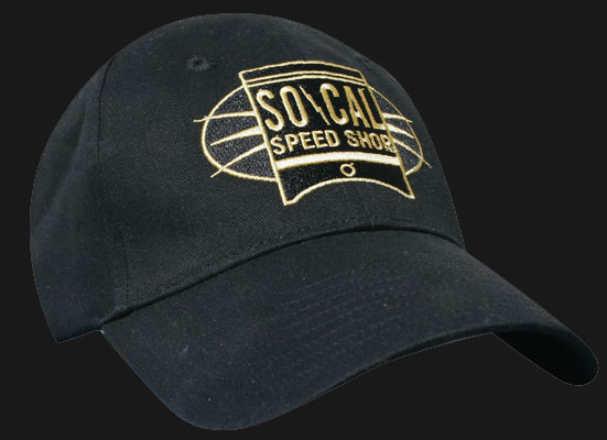 So-Cal Speed Shop Oil Can Piston Hat
