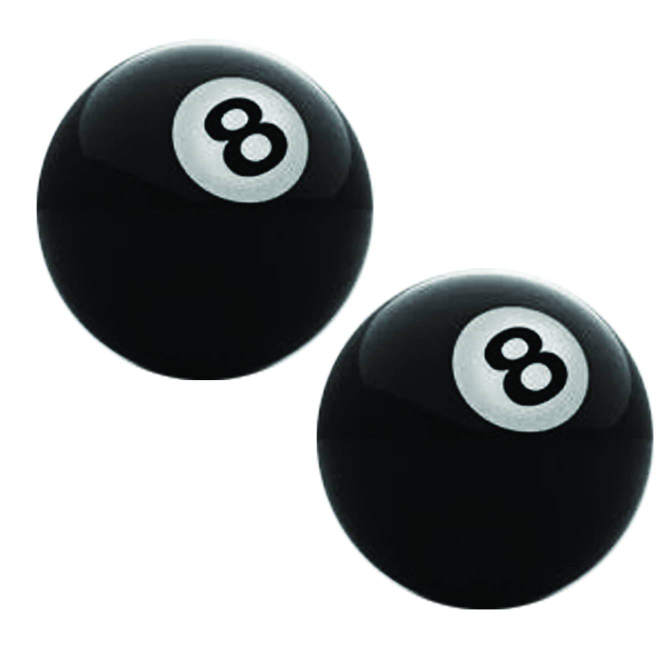 8 Ball Door Lock Knobs