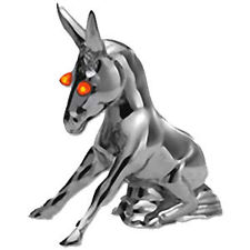 Chrome Donkey Hood Ornament