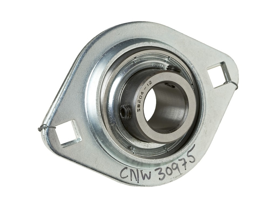 Firewall Mount Flanged steering Bearing 3 bolt