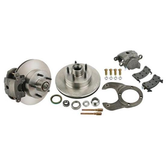 37 - 48 Ford Deluxe Disc Brake Kit 4.5 or 4.75""