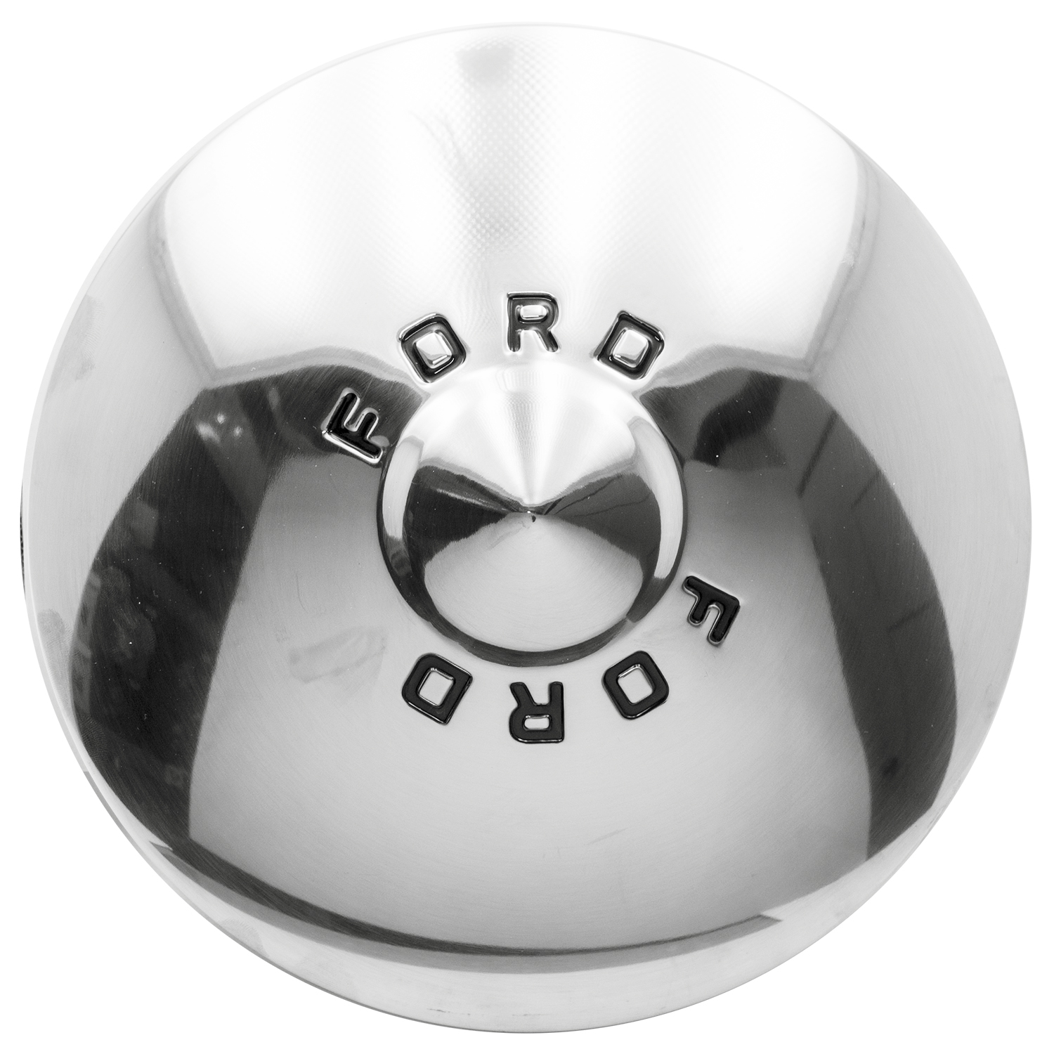 Chrome 49-50 Ford Hubcap
