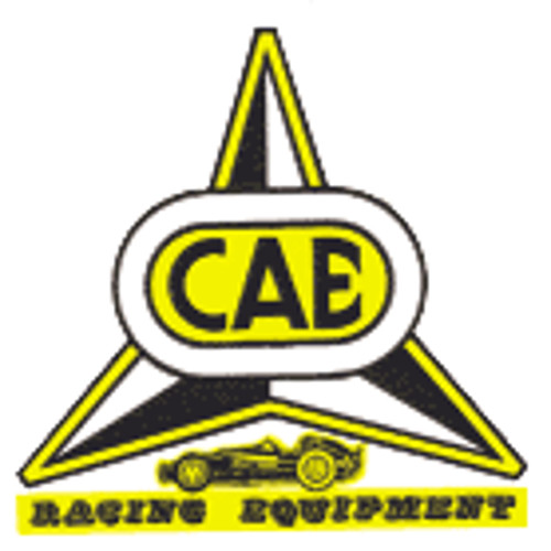 CAE Racing Equipment Sticker