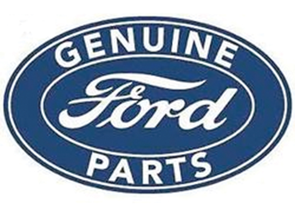 Genuine Ford Parts Decal