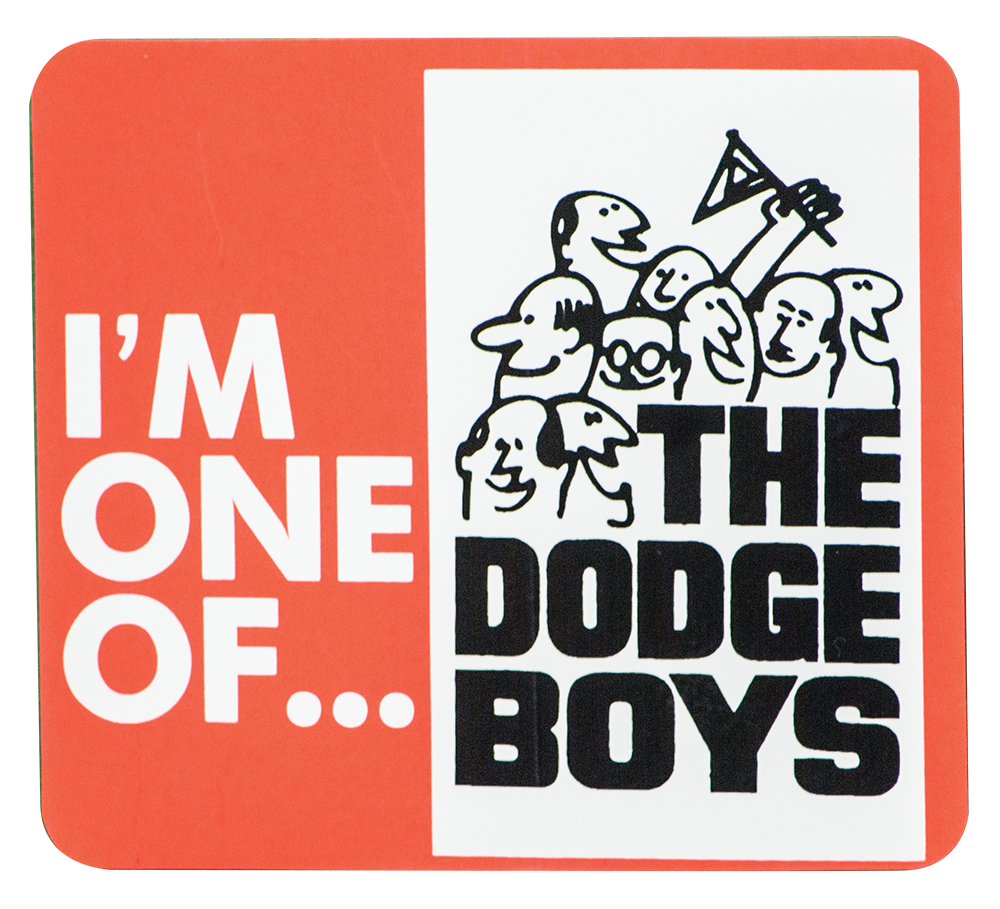 Dodge Boys Decal