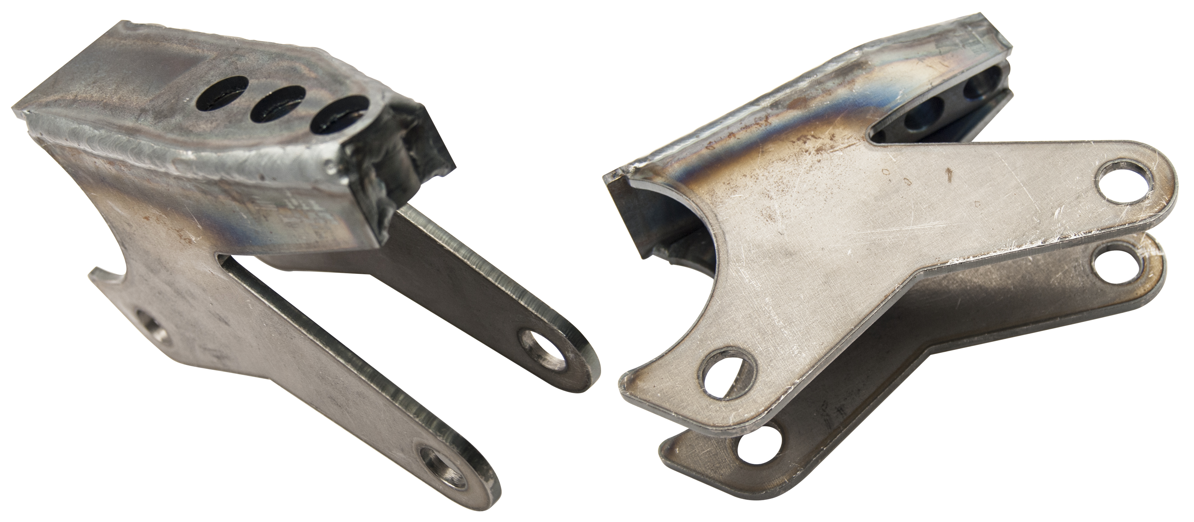 Rear 4 Bar Axle Mounting Bracket Pr.