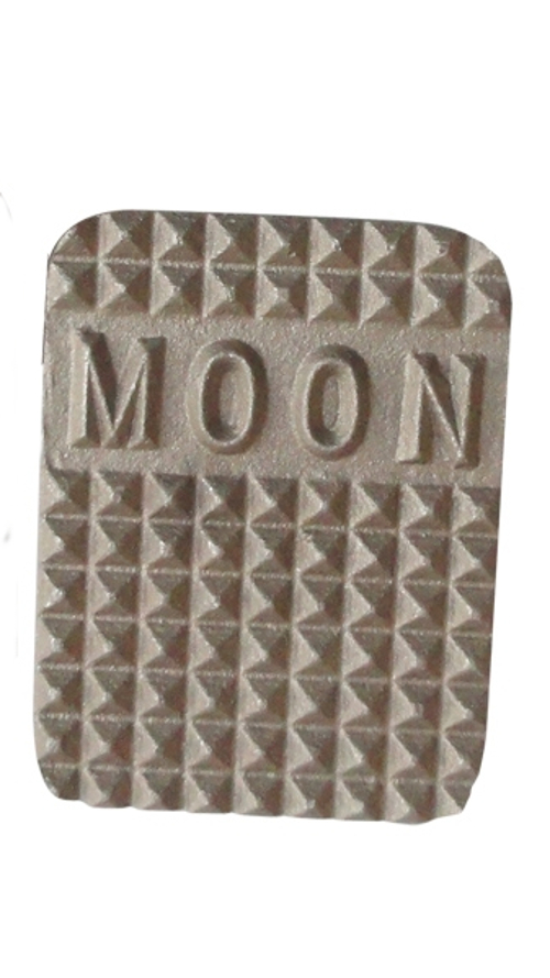 Moon Aluminum Clutch or Brake Pedal