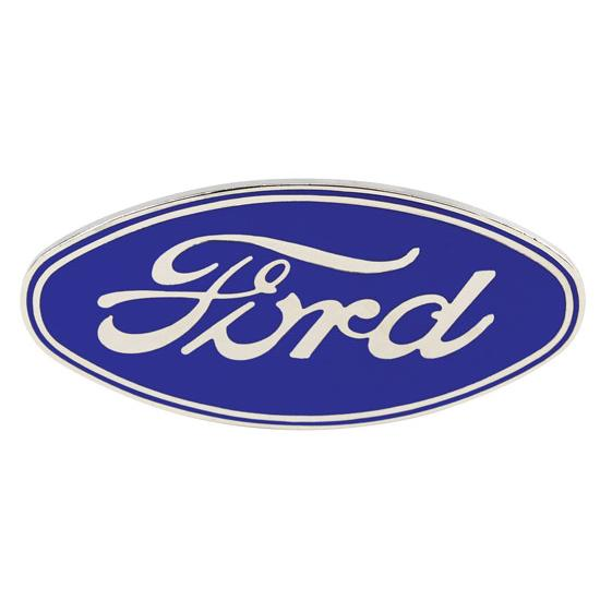 Ford Logo for Model A Grille Stick On