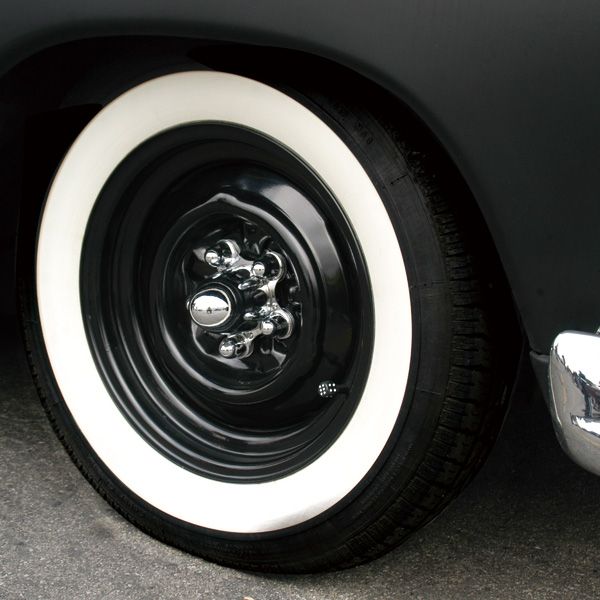 Chrome Spider Caps Bullet hub covers