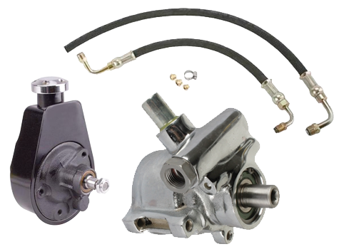 Power Steering Pumps/ Accs