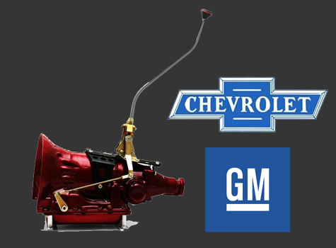 Shifters Chevy and GM