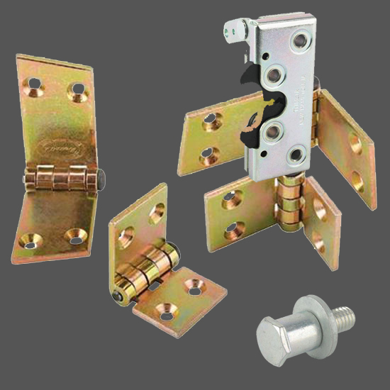 Latches and Hinges