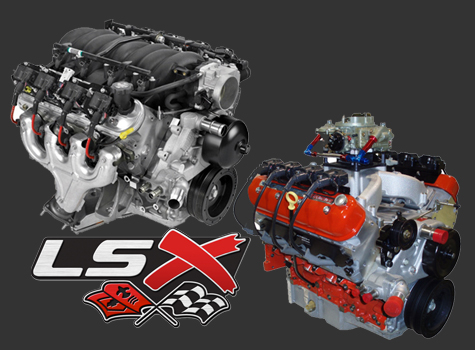 LS1 and LSX