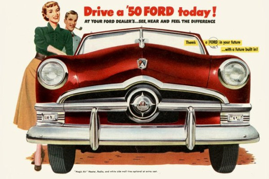 Shoebox Ford