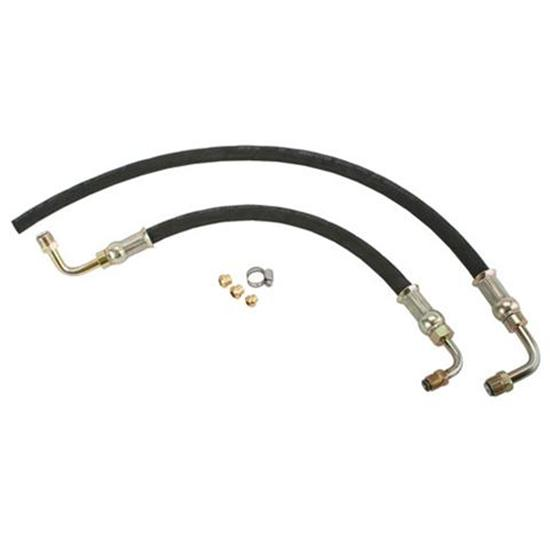 Power Steering Hose Kit for Mustang II rack to GM Pump