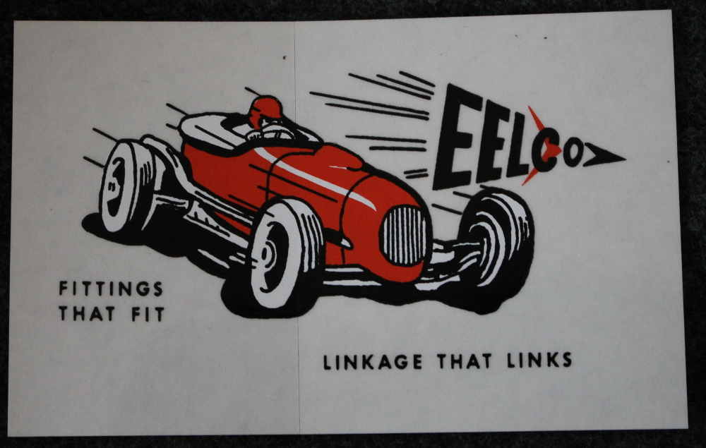 Eelco Linkage Decal