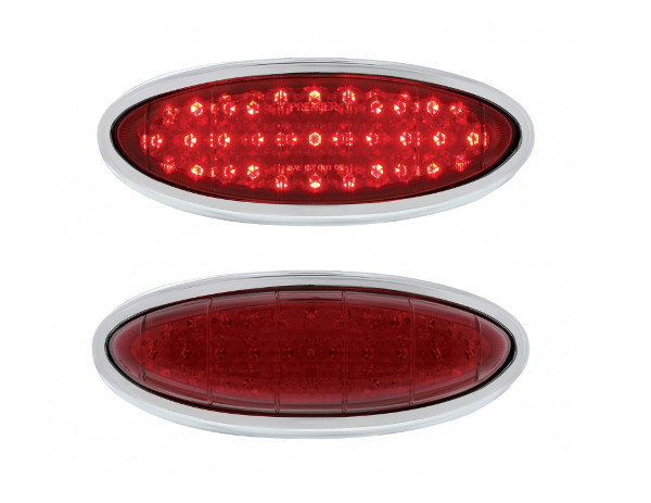 1949 1950 Ford LED Taillight Assembly Pair
