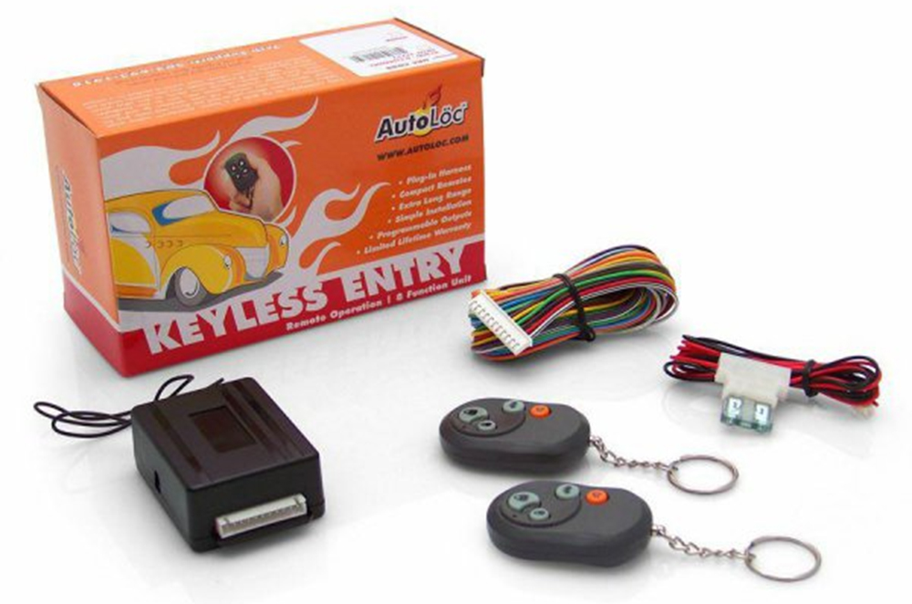 Remote Keyless Entry System Autoloc