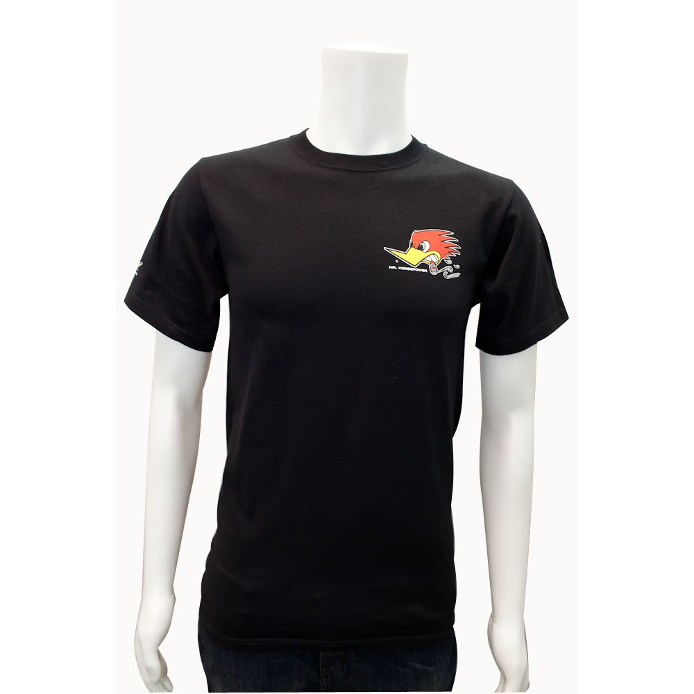Mr Horsepower Black T Shirt