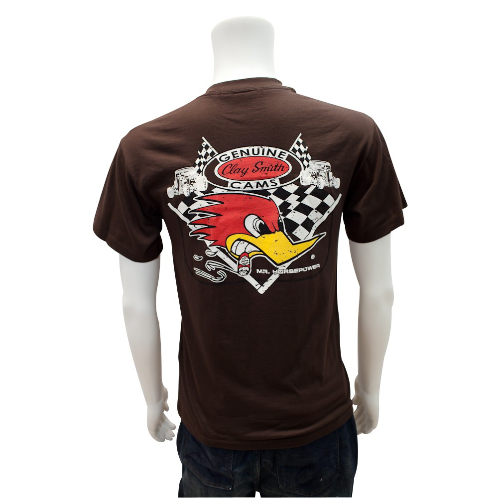 Mr Horsepower Vintage Brown Hotrod shirt