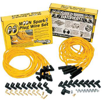 Mooneyes Spark Plug Wire Set