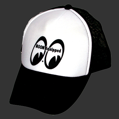 Moon Equipped Trucker Hat
