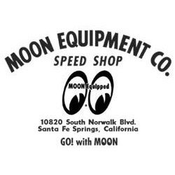 Moon Equipment Vinyl Decal