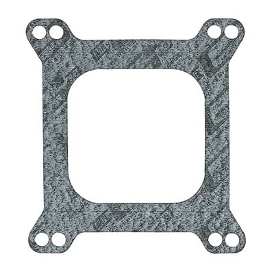 Mr Gasket Carburetor Base Gasket Square Bore Open Style