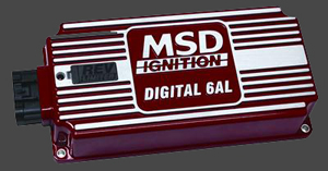 MSD 6AL Digital Ignition with rev limiter