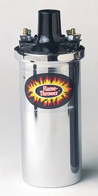 Pertronix Flame Thrower Chrome Coil